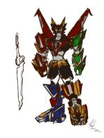 Voltron Concept by the-newKid