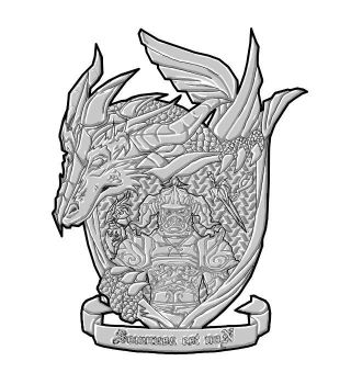 Some kind of Crest OoO by Arc-Ecclesia