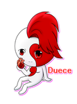 Duece - Would you let me be your heartbreaker by Drawn-Mario