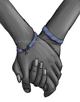Take My Hand by k-d-t