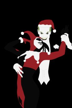 Christmas With the Joker by 1Rabbitty1