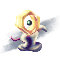 Meltan by Thacurus