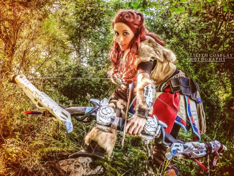 Aloy by Lili-cosplay