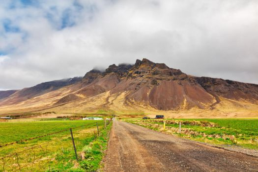 Rural Iceland by somadjinn