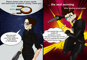 Mass effect :3_ending by Nectim