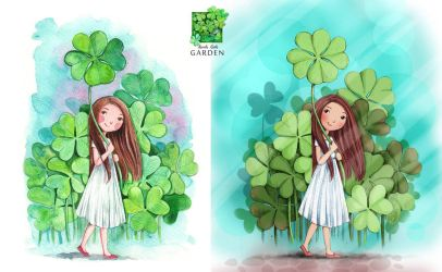 Clover by ThanhXinh