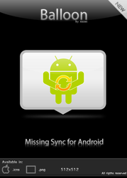 Balloon - MissingSync Android by xazac87