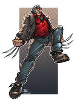 Logan by AlonsoEspinoza