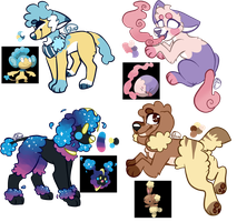 Pokemon themed design auctions -CLOSED-