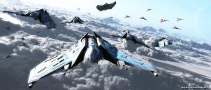 High Flyers by madaboutgames