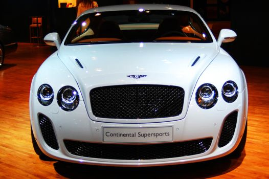 Bently Continental by TruePhotog