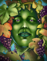 Greenwoman by LiminalWorks