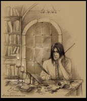 The Half-Blood Prince by ellaine