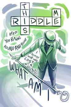 Riddle Me This by AlexisRoyce