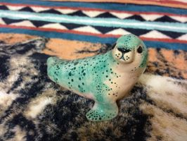 Seal #0002 - FOR SALE! by Gold-Heart-Clay