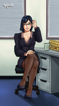 Employee of the month by Radprofile