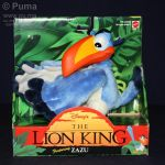 Lion King - Zazu by Mattel by dapumakat