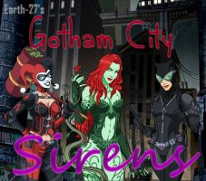 [Earth-27 Rosters] Gotham City Sirens - Enhanced by Roysovitch