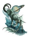 Capricorn: The Goat by ZodionGraphics
