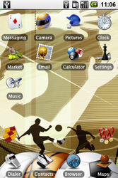 Android Themes Sample 3 by mappn