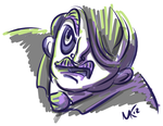 Paul Bearer by tafkase7en