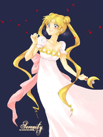 Moon Princess by Luriel