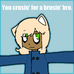 Crusin for a brusin by Stupid-Kat