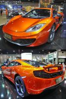 The new McLaren by gupa507