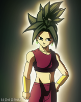 Dragon Ball Super - Kefla/Kefura by razorzeshu