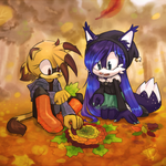 ASFC event: Sunny fall day by debrodis