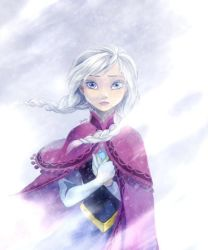 Frozen by godohelp