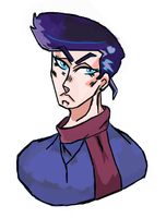 another josuke?! (finished) by somefreshmaymays