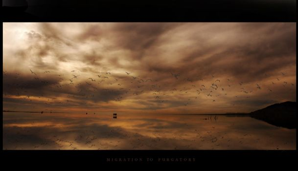 Migration to Purgatory by MountainPsyche