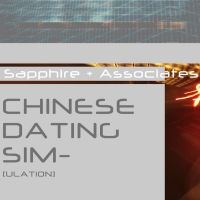 Sapphire + Associates - Chinese Dating Sim EP by The-H-Person