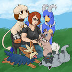 PokeDogs by sorjei