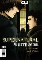 Supernatural+White Dusk cover by xanseviera