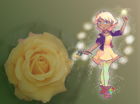 Amber Rose Bg by Cat-Of-Energy