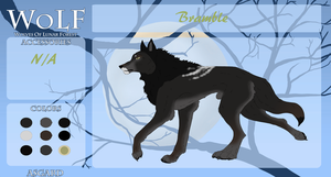 WoLF - Bramble Application by HatiMoonchaser