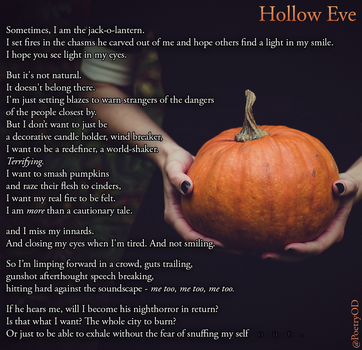 Hollow Eve by PoetryOD