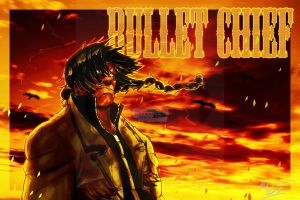 GunslingerPoster- Bullet Chief by Mark-Clark-II