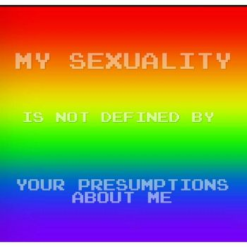 My sexuality is not defined by.... (2) by timeywimeystuff13