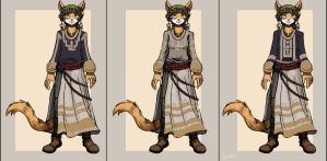 Mayflower - Nomad Outfit Designs by TheLivingShadow