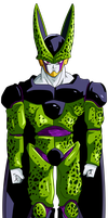 Cell - Perfect Cell by maffo1989