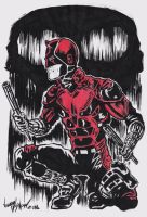 Daredevil by LucaNnoCorE