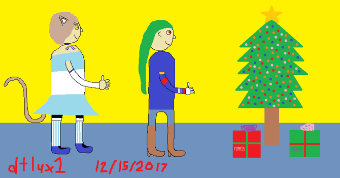 10(ish) Days of Christmas 2017 - Day 1 by dtlux2