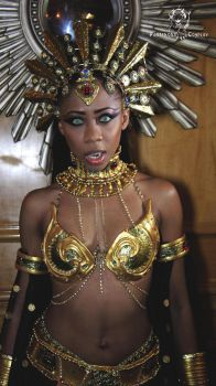 Akasha: Queen of the Damned by Panterona