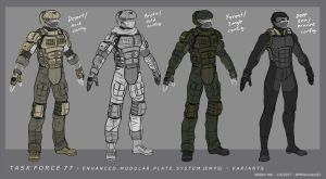 Task Force 77 - EMPS Variants by WMDiscovery93