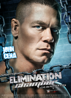 WWE Elimination Chamber 2017 Official Poster by SidCena555