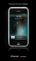 Ethereal iPhone by Corwins