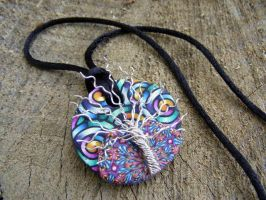 Polymer Clay Wire Wrap Meet by Create-A-Pendant